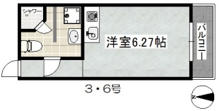 ROOMS(間取り図)